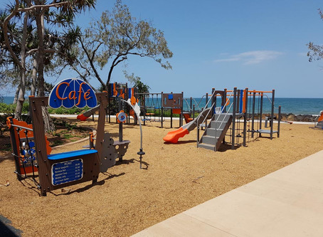 Christsen Park, Bargara