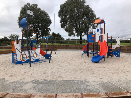 City of Rockingham, Lark Hill Sports Reserve - WA by Active Discovery