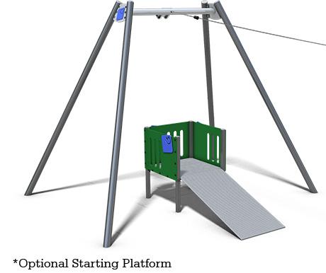 Single Starting Platform