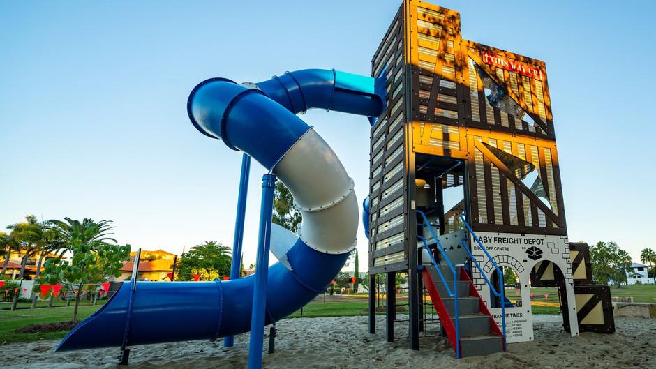 Redland City Council - Raby Bay Esplanade Park