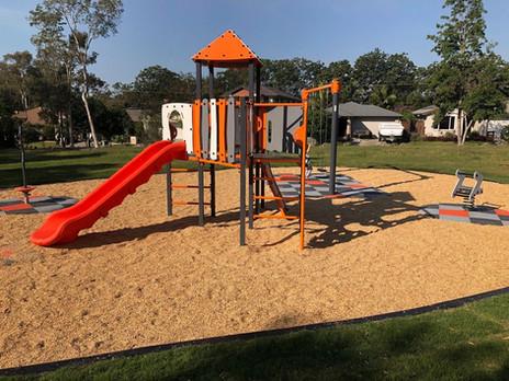 Brisbane City Council - Dianthus Street Park, Wakerley
