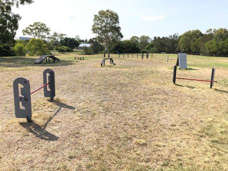 Brisbane City Council - Elanora Dog Park, Wynnum