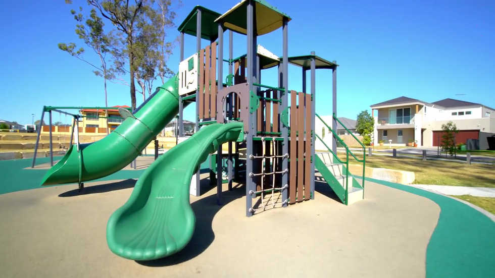 Rotary Park, Heathwood - Brisbane City C