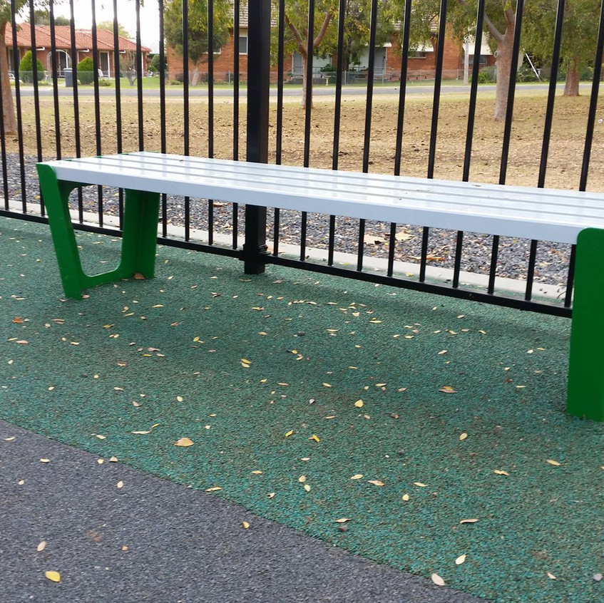 Inverell Council - Wade St Park