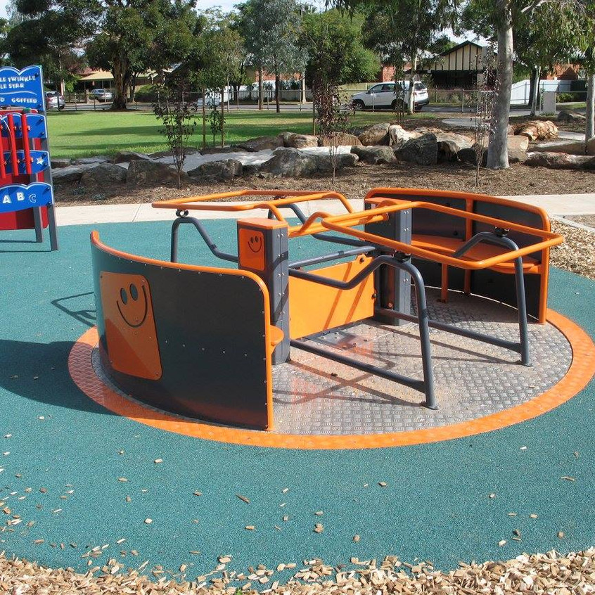 Wheelchair Carousel