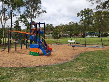 Brisbane City Council - Bill Hewitt Reserve, Camp Hill