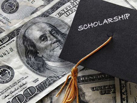 Financial Matters: Searching for Scholarships