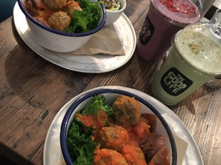 London Pt. 2 & 3 - Skinny Rebel Workout/Good Life Eatery
