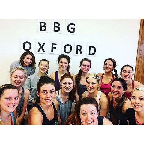 BBG Oxford Meet Up!