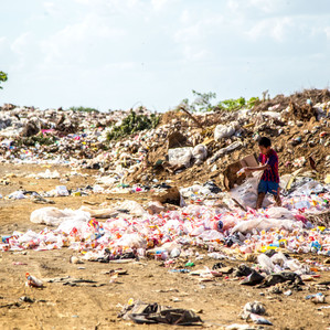 Recycling Single Use Plastic Waste In Cambodia