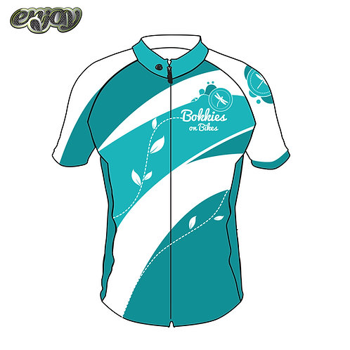 Bokkies on Bikes Cycling Shirt - Pre order only