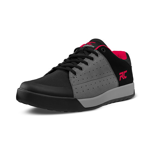 RIDE CONCEPTS Mens Livewire - Charcoal/Red