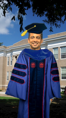 At Home Graduation