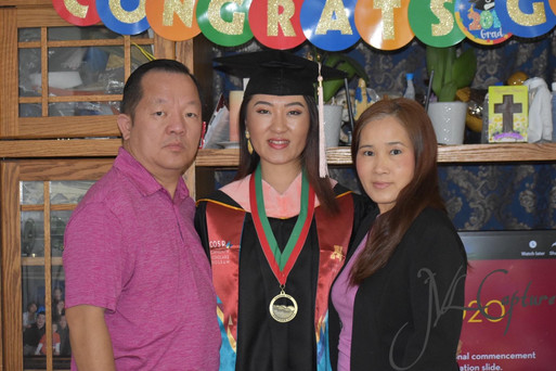 A First Generation Hmong Scholar and Her Parents