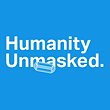 Humanity Unmasked LOGO TEMPORARY SQUARE.