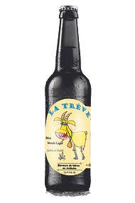 bouteille bière trêve