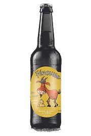 bouteille bière fénousse au foin