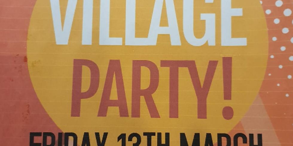 VILLAGE PARTY!