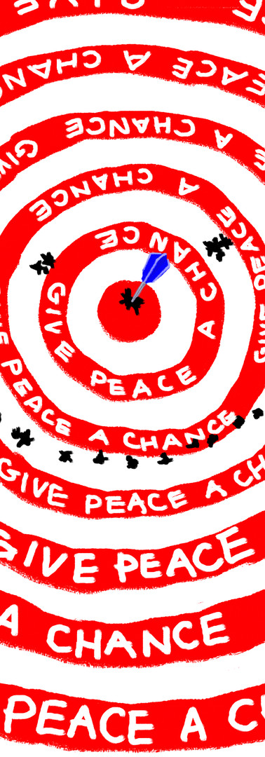 Give peace a chance 03