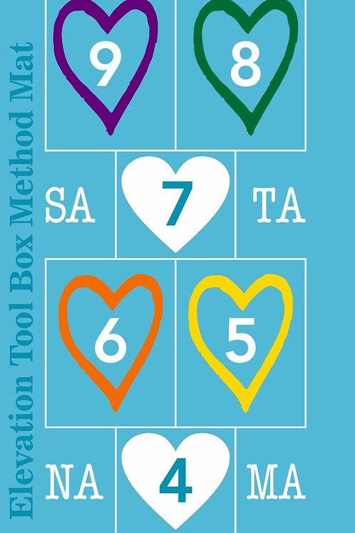 Unum Heart Elevate U Yoga Mat