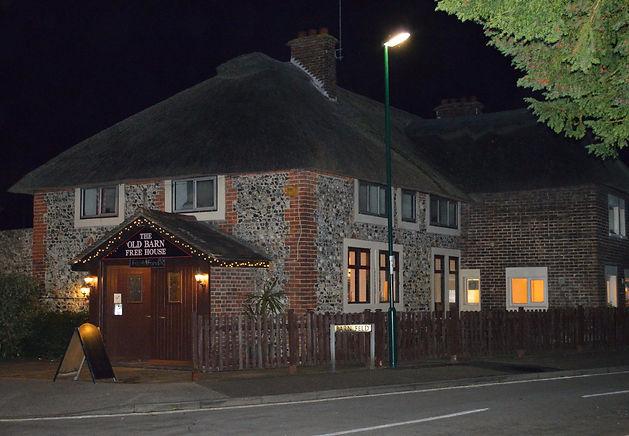 Felpham pub, close to Butlins