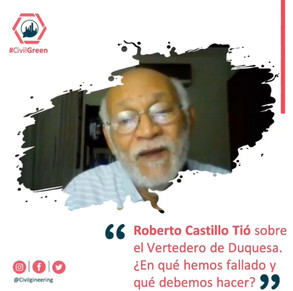 Roberto Castillo Tió sobre el vertedero de duquesa