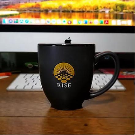 R.I.S.E. Coffee Mug