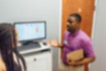 Consultation & Chiropractic examination