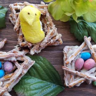 Citrusy Spring Nests