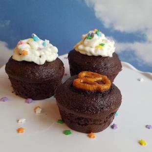 April Fool's Cupcakes