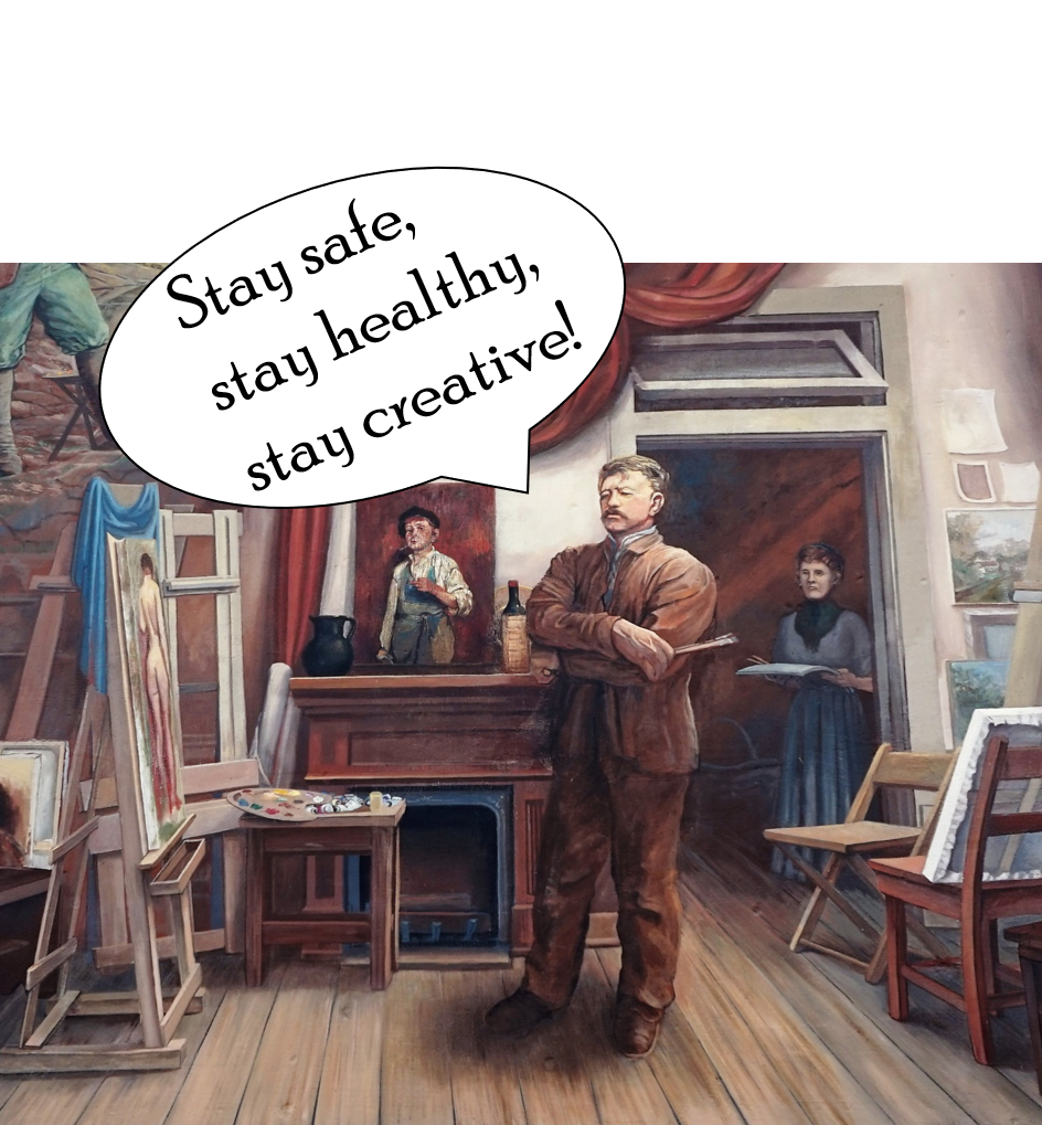 Duveneck painting with word bubble.png