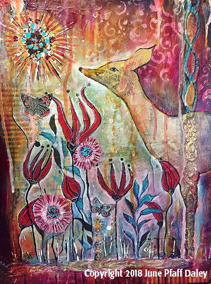 Wonder by June Pfaff Daley