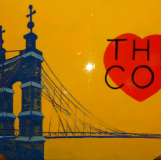 Love the Cov by Mike Strobel