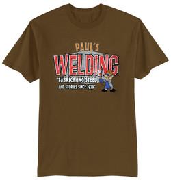 PAUL'S WELDING