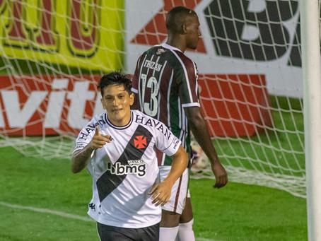 Fluminense e Vasco ficam no empate, em noite de artilheiros