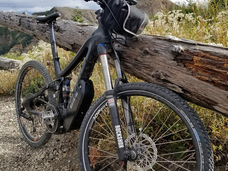 Torque sensing, hill leveling, 28mph Norco TS electric.
