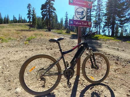 Down to Interbike and riding Northstar @ Tahoe