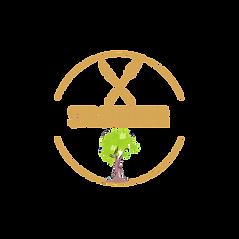 Brand Initial Botanical Monogram Logo Ic