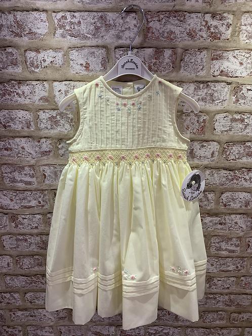 Sarah Louise Lemon/Pink Dress