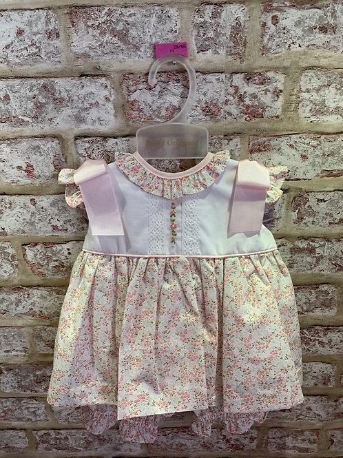 Ditsy Floral Pretty Originals Dress & Long Panties