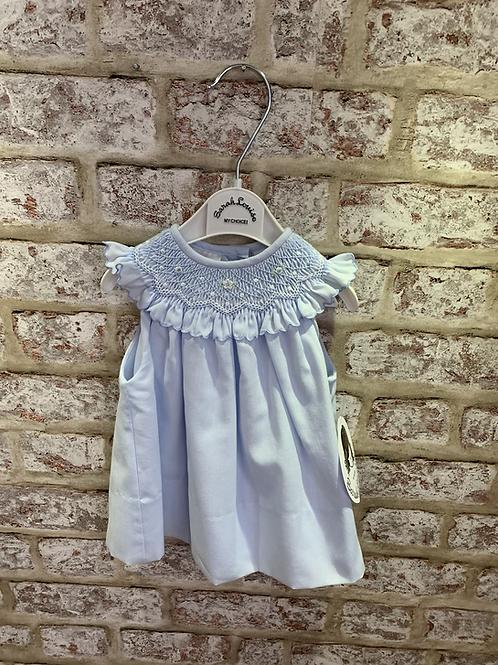 Sarah Louise Blue Dress