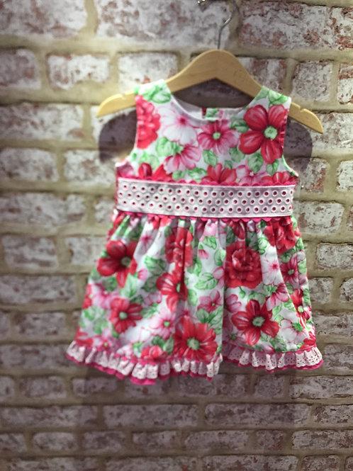 Alber Floral Dress