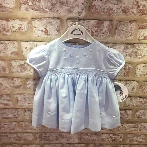 Blue Sarah Louise Dress