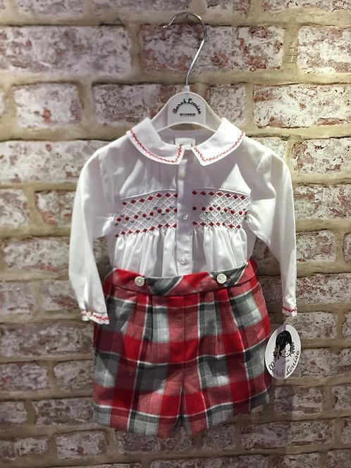 Sarah Louise Shorts & Shirt