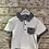 Thumbnail: Sarah Louise Navy/White Shirt &Shorts