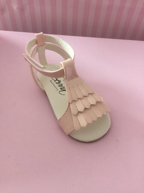 Pink gladiator Sandal