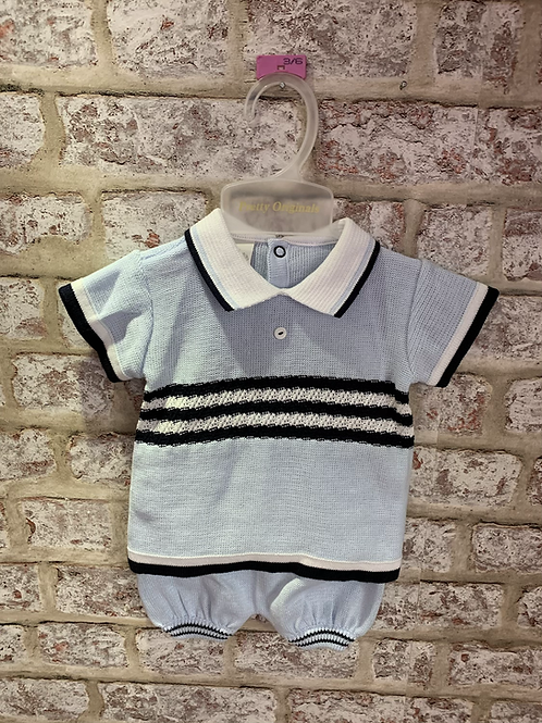 Pretty Originals Knitted Shorts & Top
