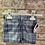 Thumbnail: Sarah Louise Shorts & Top Ivory/Blue