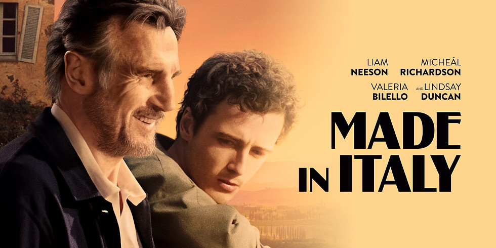 Agape Budgeting Service Movie Fundraiser - Made in Italy
