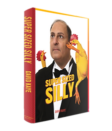 Silly Billy new book